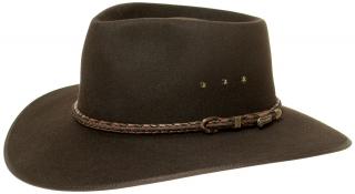 Akubra Cattleman / tanbark brown