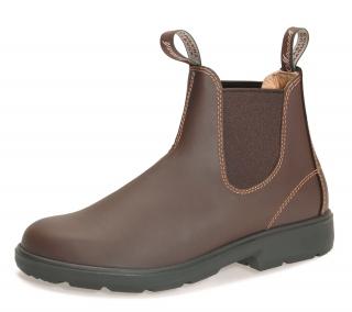 Moonah Chelsea Boots Chestnut