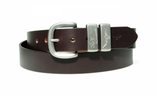 RM Williams Belt CB439 BN