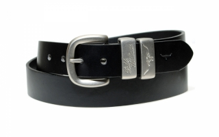 RM Williams Belt CB439 BK