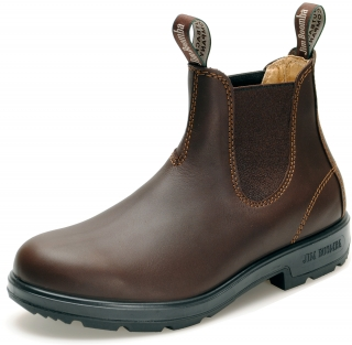 Jim Boomba Offroad Town & Country Chelsea Boots Chestnut