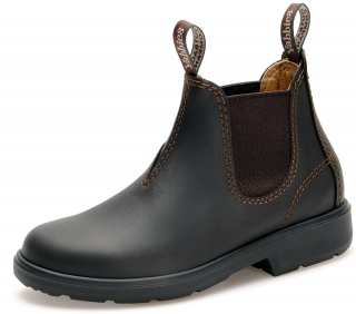 Yabbies Town & Country Chelsea Boots - Dark Brown