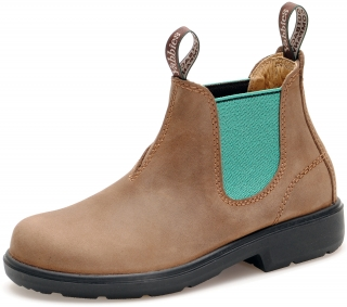 Yabbies Town & Country Chelsea Boots - Vintage Jade