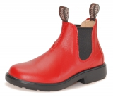 Yabbies Town & Country Boots - Red