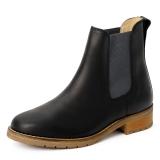 Blue Heeler Boots Josslyn Black-Grau